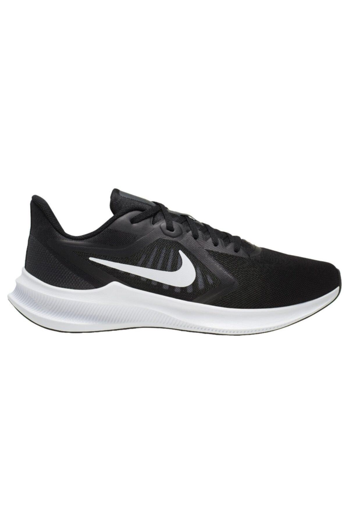 Nike Erkek Siyah Downshıfter Spor Ayakkabı 1