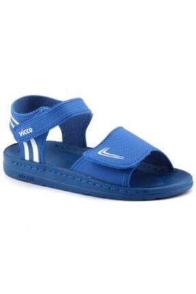 Vicco Erkek Çocuk Mavi Günlük Sandalet Terlik