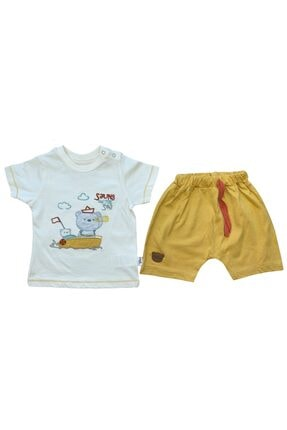 Flexi Kız Bebek Organik Pamuklu Takım 216173 2'li