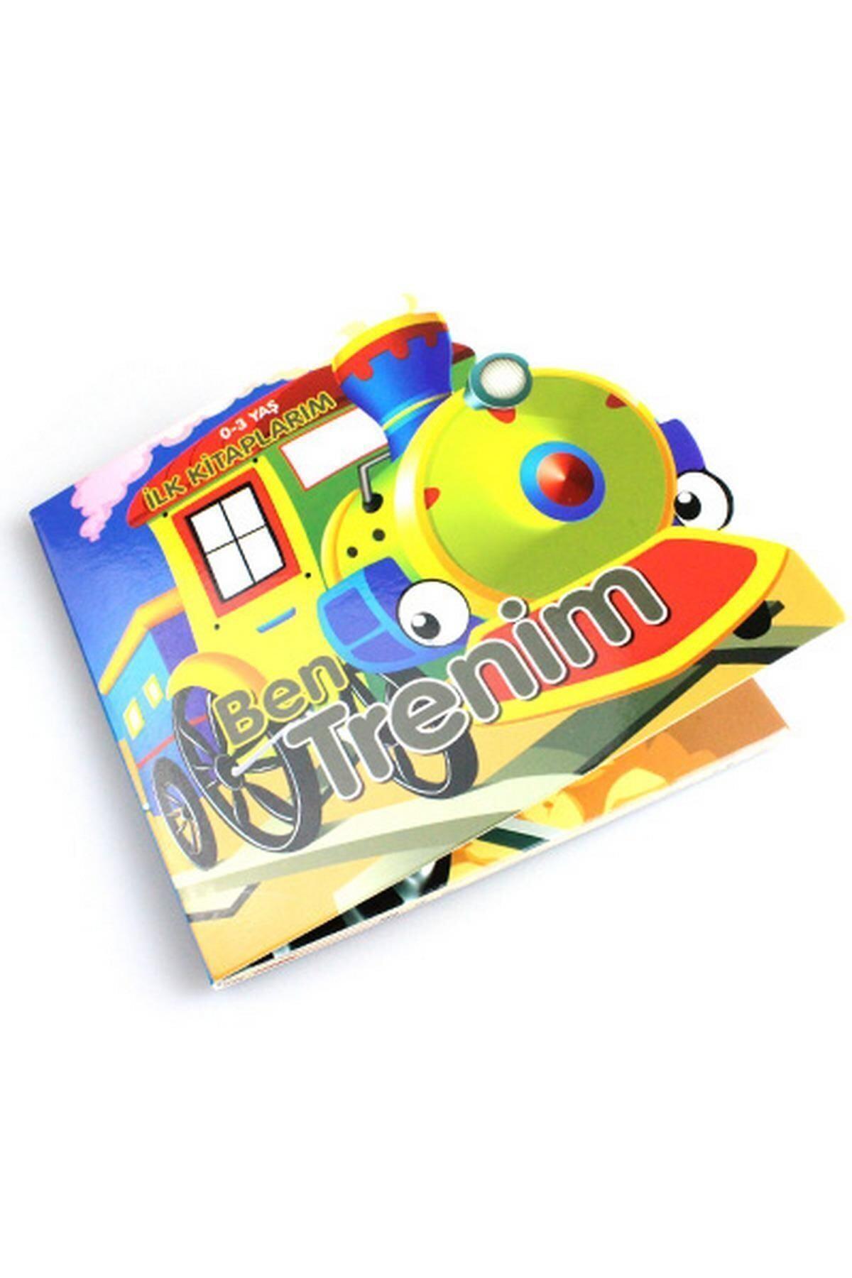 Çocuk Gezegeni Ben Trenim - İlk Kitaplarım 0-3 Yaş 1