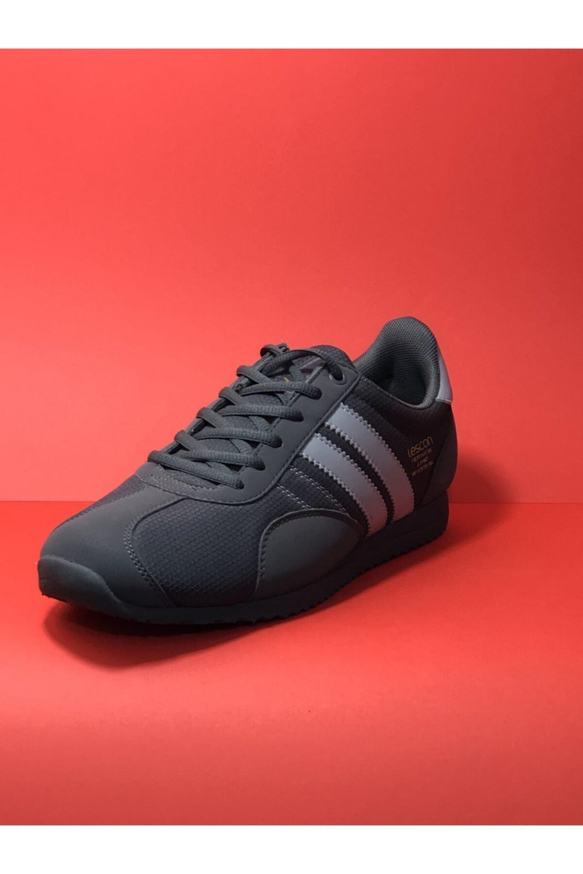 Lescon Füme Unisex Sneaker Spor Ayakkabı 2