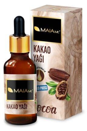 Maia mc Saf Kakao Yağı 50 ml (SOĞUK SIKIM)