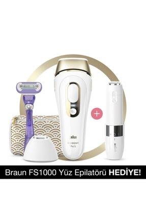 Braun Silk·expert Pl5139 Yeni Nesil Ipl 400.000 Atımlı+ Fs 1000 Mini Düzeltici