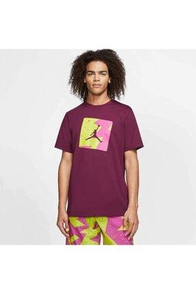 Nike Air Jordan M J Poolside Crew Erkek Tişört Cj6244-610