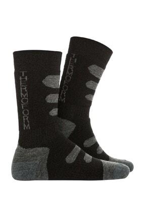 THERMOFORM Siyah Winter Çorap