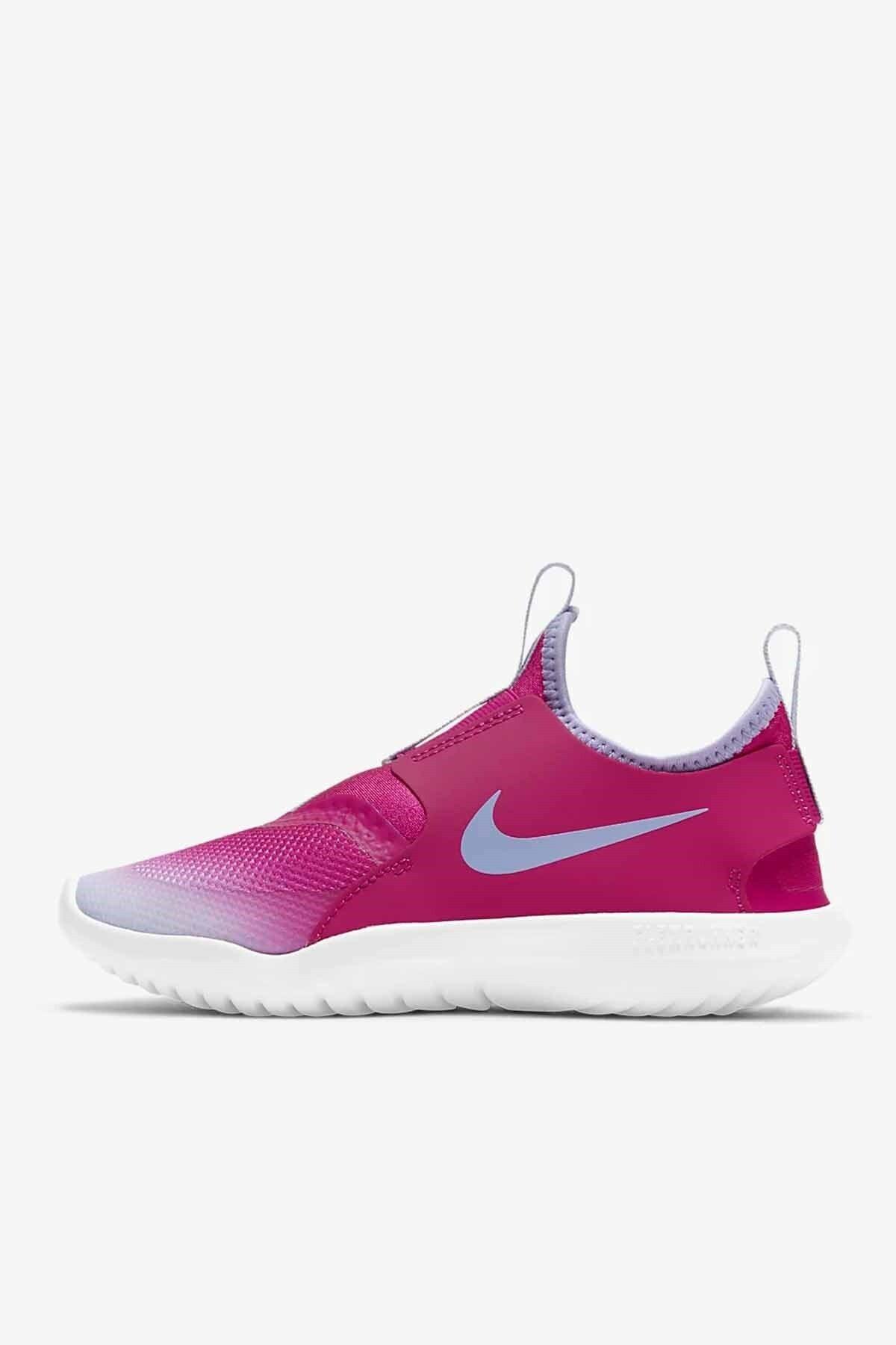 Nike Flex Runner (ps) Çocuk Yürüyüş Koşu Ayakkabı At4663-606-pembe 1