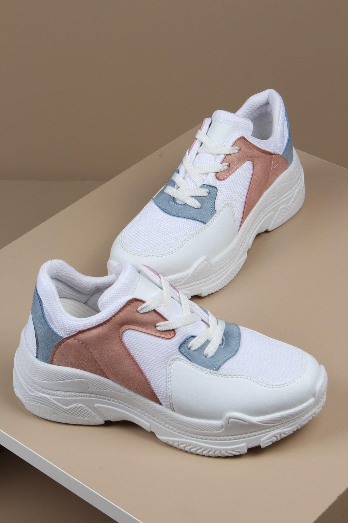 ayakPARK Kadın Sneaker Ayakkabı 1