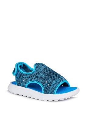 Vicco Macaron Hafif Erkek Genç Mavi Sandalet
