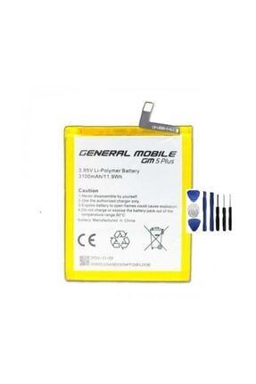 General Mobile Discovery Gm 5 Plus Batarya Pil Ve Tamir Seti