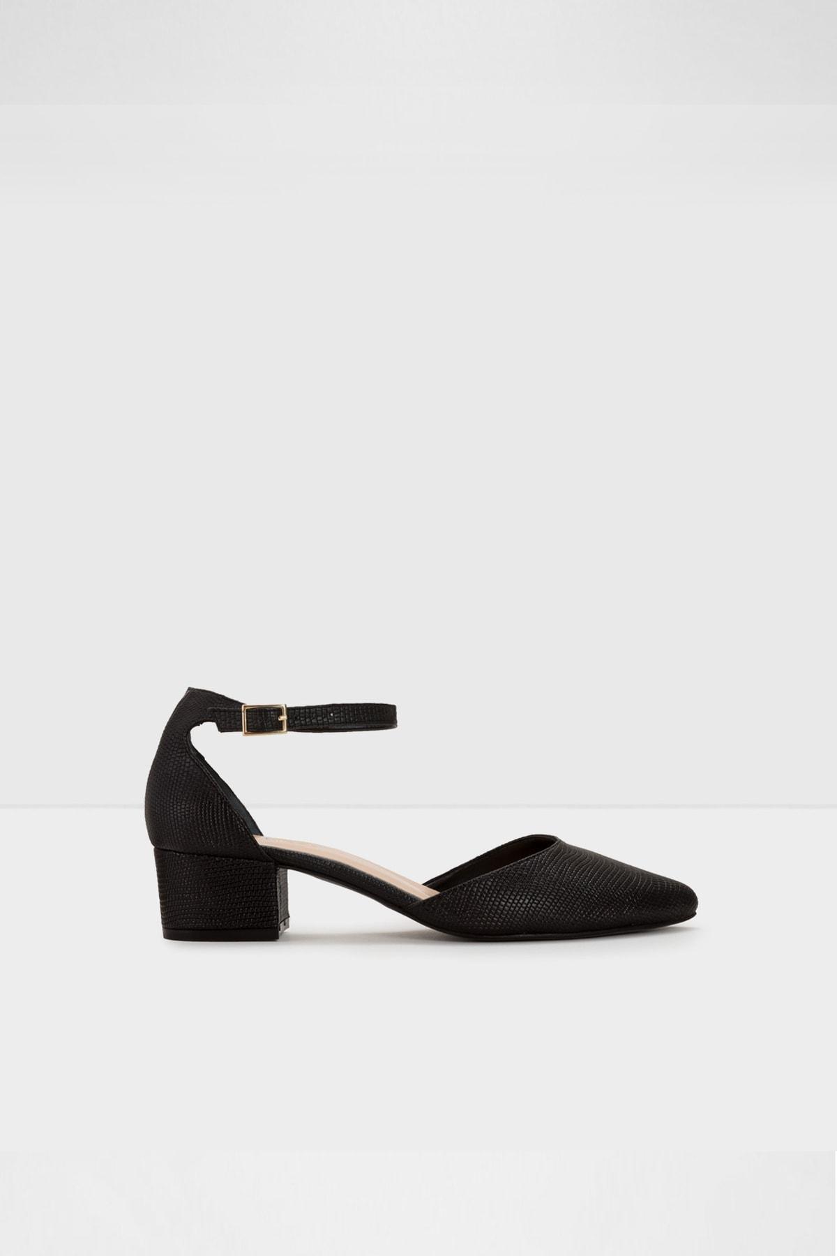 Aldo Kadın Siyah Topuklu Ayakkabı 1