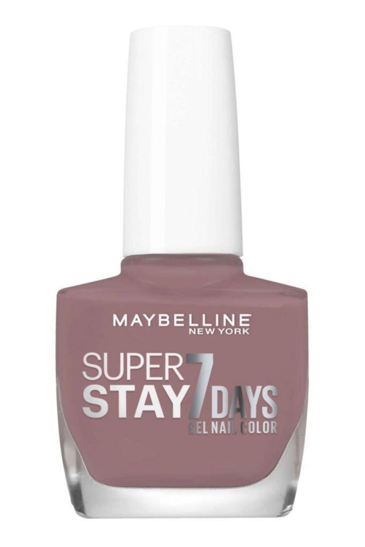 Maybelline New York Super Stay Oje- 911 Stre 1