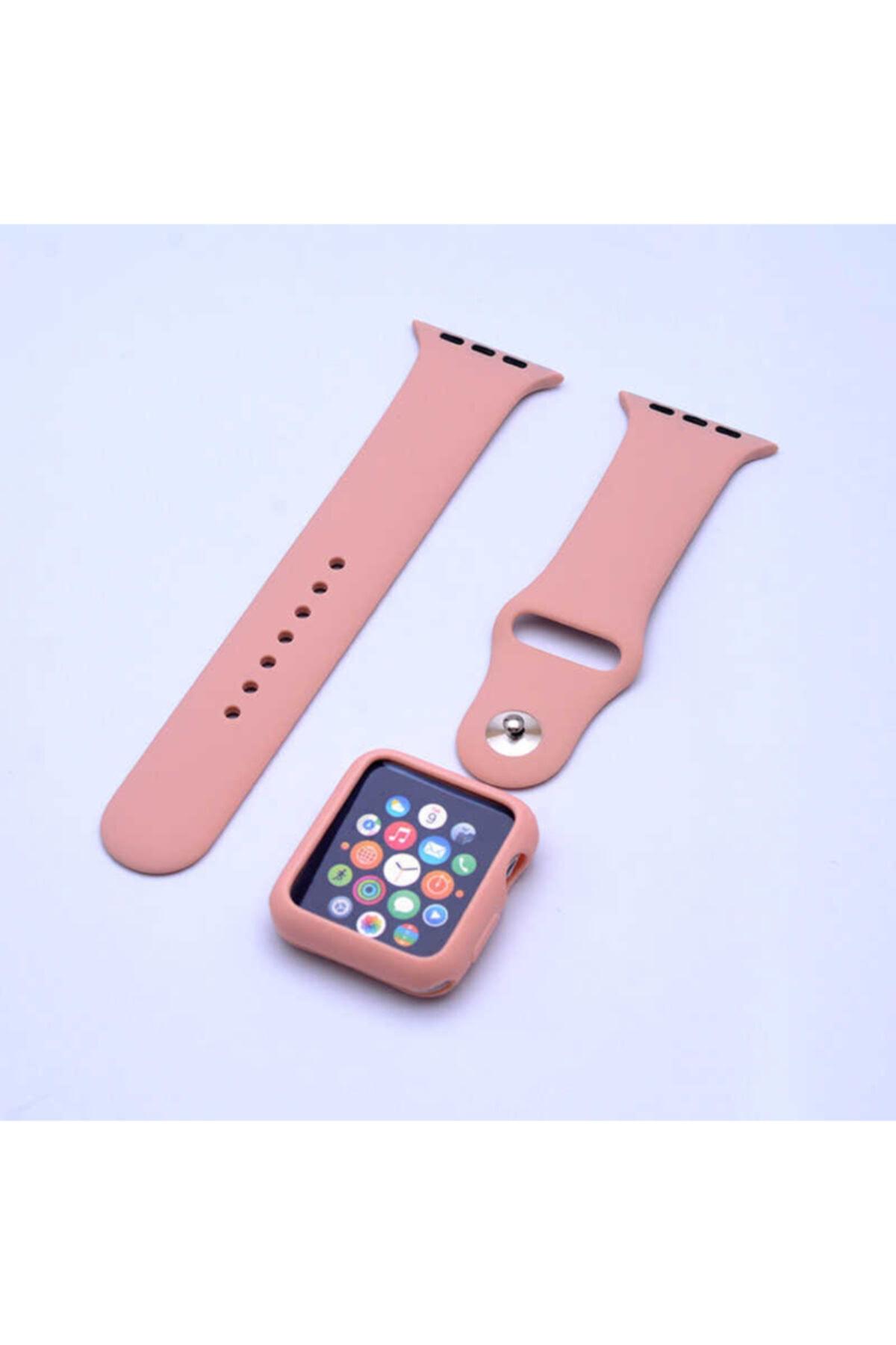 DIJIFABA Apple Watch 42mm Zore 3 In 1 Klasik Kordon 1
