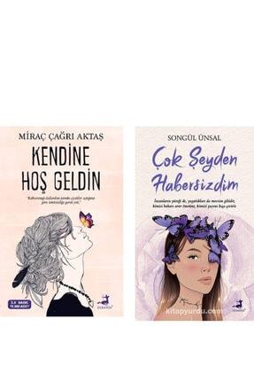 Olimpos Yayınları Kendine Hoş Geldin -miraç Çağrı Aktaş , Çok Şeyden Habersizdim - Songül Ünsal ( 2 Kitap Set )