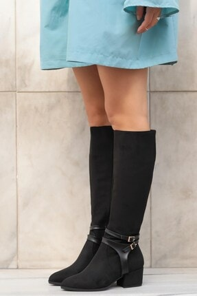 Mio Gusto Jolly Siyah Çizme