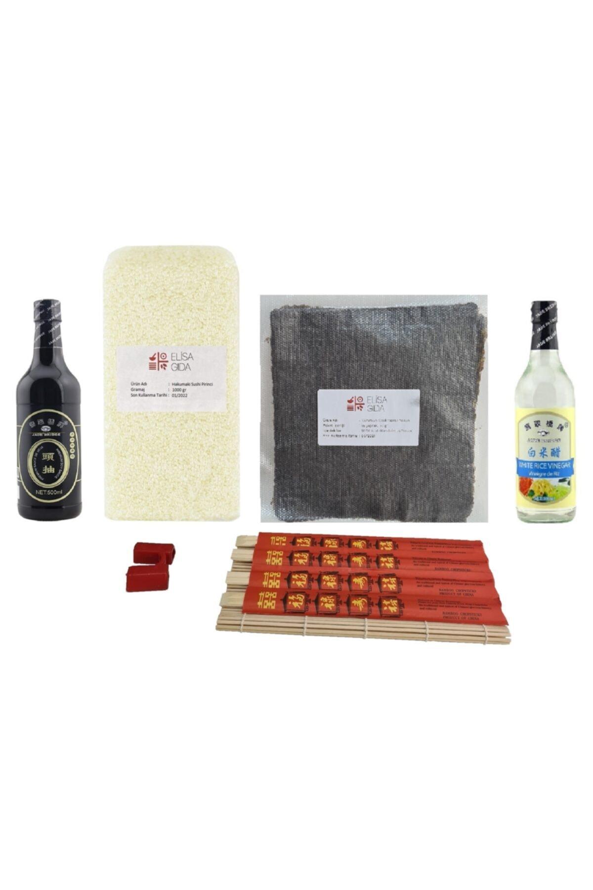 Elisa Gıda Başlangıç Sushi Set 1