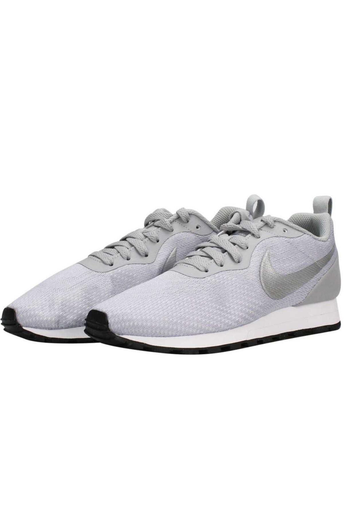 Nike Kadın Gri Md Runner 2 Eng Mesh Spor Ayakkabı 916797-008 2
