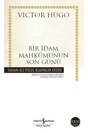 İş Bankası Kültür Yayınları Bir Idam Mahkumunun Son Günü