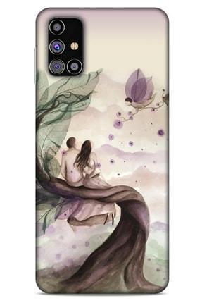 Lopard Y.liva-2020 (bizim Hikaye 01) Samsung Galaxy M31s Kılıf Silikon Kapak Desenli