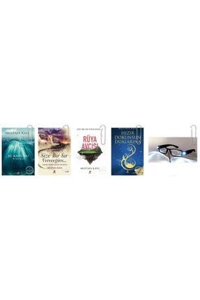 Fenomen Kitap Mustafa Kaya 4 Lü Set Artı Kitap Okuma Gözlüğü