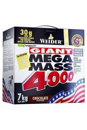 Weider Mega Mass 4000 7000 Gr - Çilek