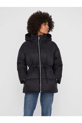 Vero Moda Kadın Siyah Vmsoho Jacket Mont