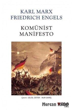 Can Yayınları Komünist Manifesto