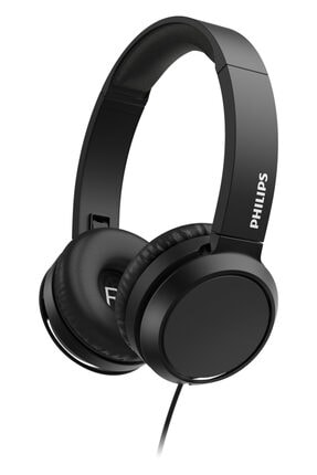 Philips Tah4105 Siyah Kablolu Kulak Üstü Kulaklık