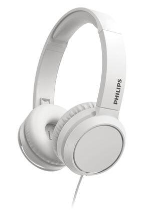 Philips Tah4105 Beyaz Kablolu Kulak Üstü Kulaklık