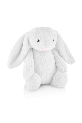 Babyjem Uyku Arkadaşım Tavşan Beyaz Küçük 34 cm