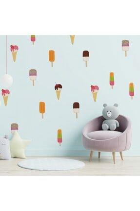 Artikel Büyük Dondurmalar Duvar Stickerı
