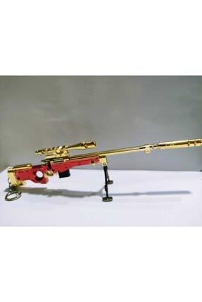 TEEMOOD PIRATE PARROT Pubg Awm Sarı Buyuk Boy 25 Cm Ebatında Sökülüp Takılabilen Silahlar