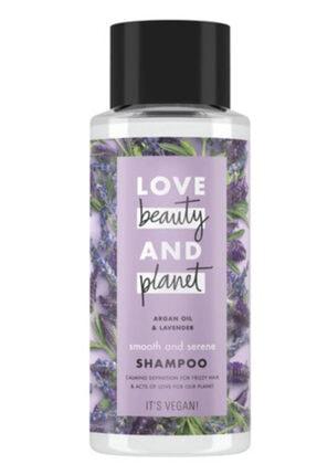 Love Beauty and Planet Argan Yağı Ve Lavanta Özlü Şampuan