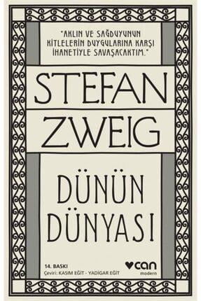 Can Yayınları Dünün Dünyası & Bir Avrupalının Anıları