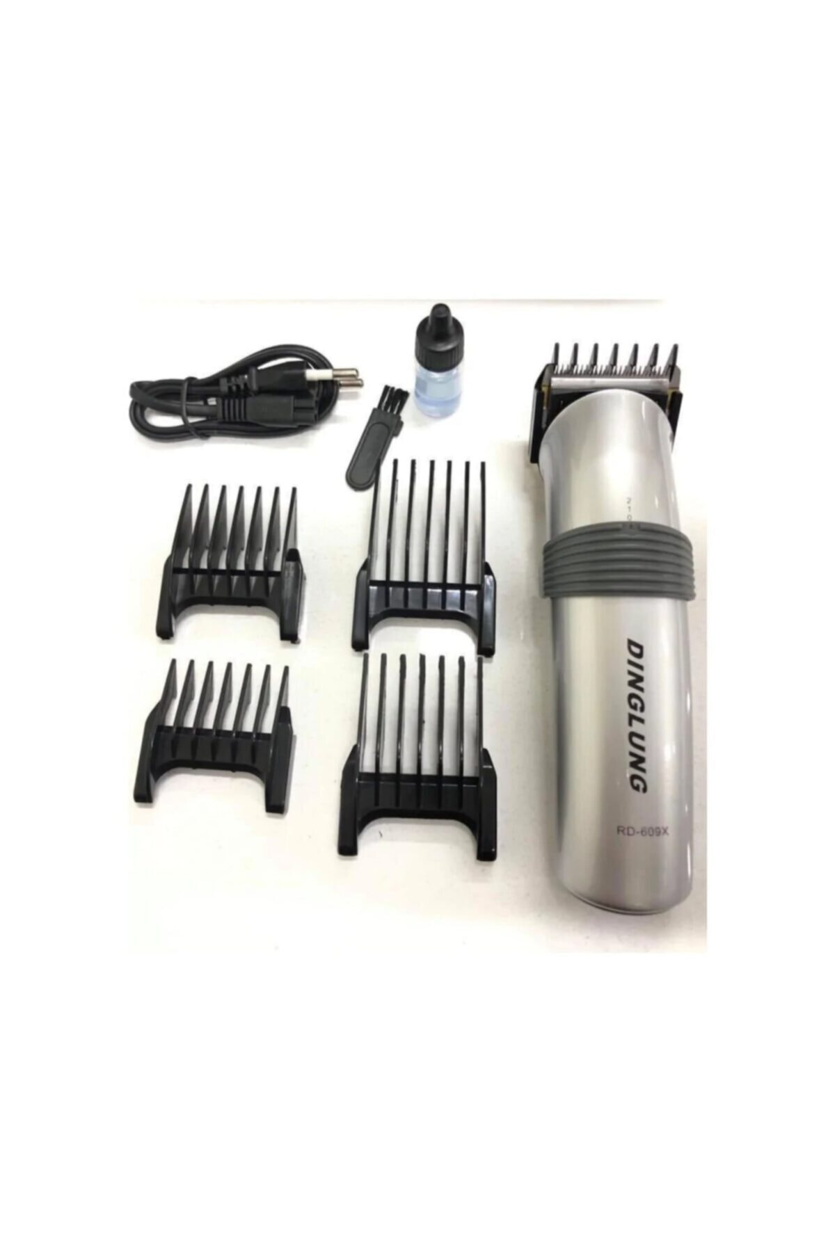 KUSTAR Berber Kuaför Kablosuz Traş Tıraş Seti Saç Sakal Tıraş Makinesi Şarjlı Kablosuz 2