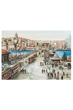 KESKİN COLOR Keskin 1000 Parça 48x68 Cm Puzzle Galata Köprüsü (260336-99)