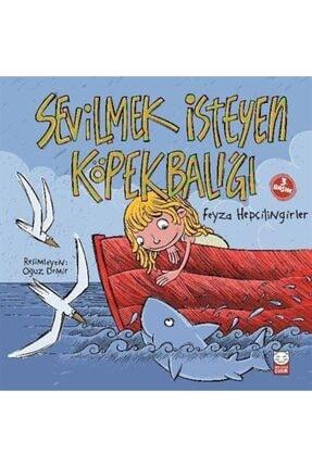 Kırmızı Kedi Yayınevi Sevilmek Isteyen Köpekbalığı