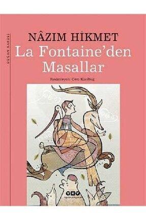 Yapı Kredi Yayınları La Fontaine'den Masallar