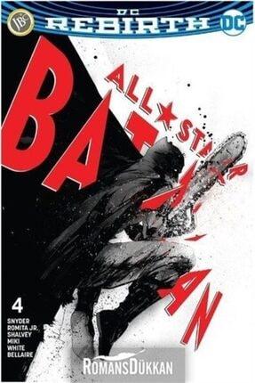 Jbc Yayıncılık Dc Rebirth-all Star Batman Sayı 4