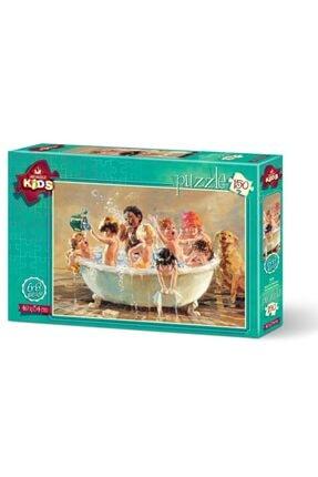 Art Puzzle Köpüklü Bebekler 150 Parça 6+ Yaş Puzzle
