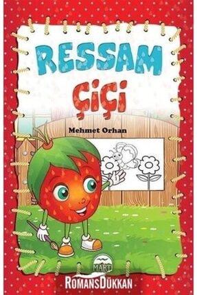 Martı Yayınları Ressam Çiçi