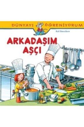İş Bankası Kültür Yayınları Arkadaşım Aşçı /