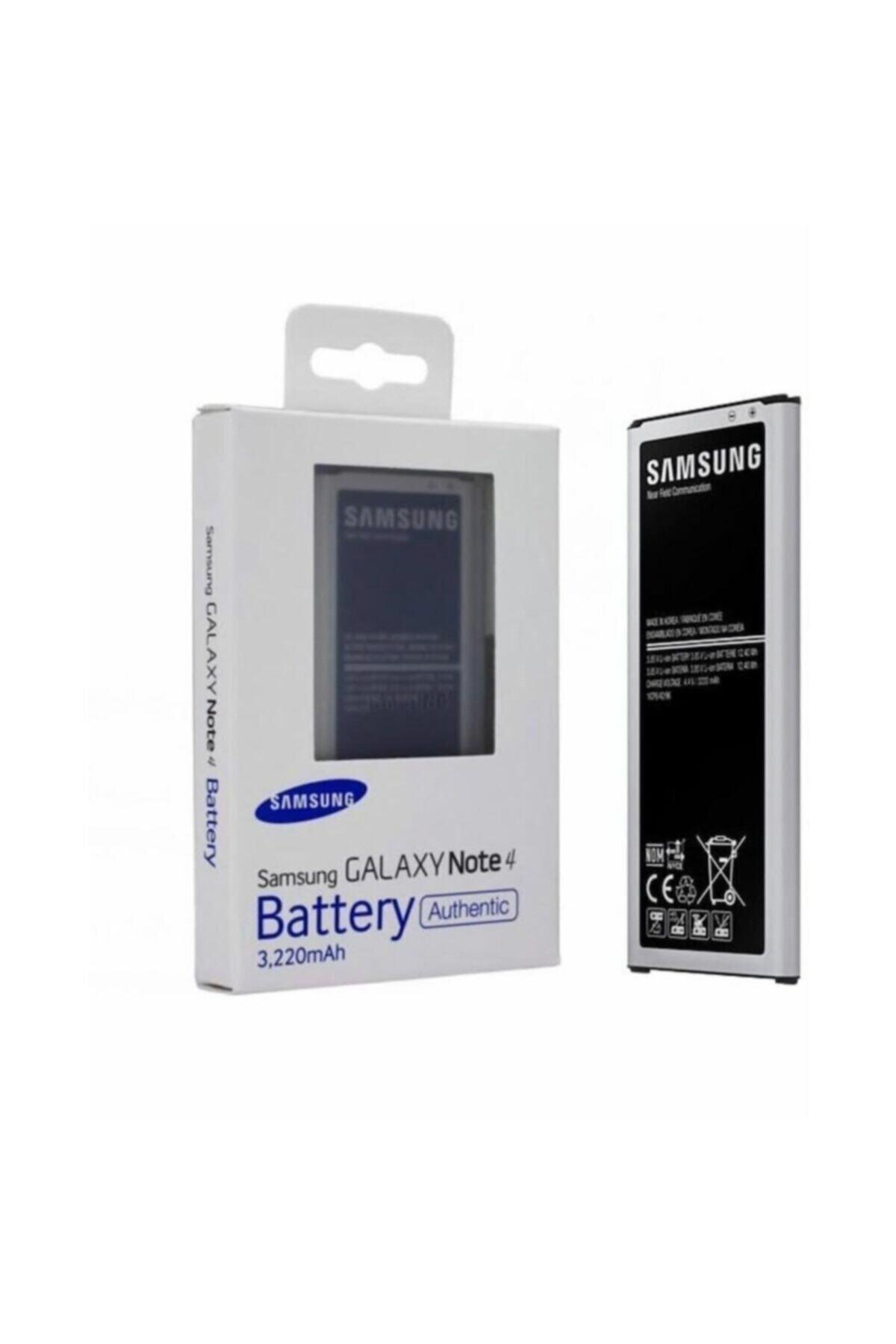 Samsung Galaxy Note 4 Batarya Pil Orjinal 1