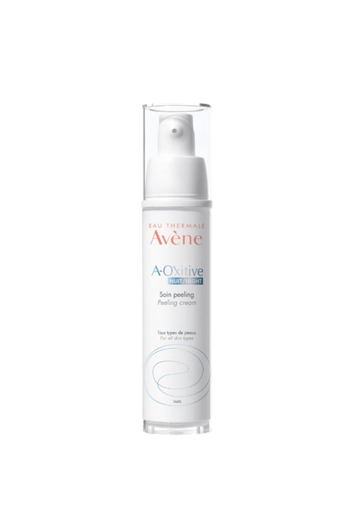 Avene A-oxitive Yaşlanma Karşıtı Peeling Etkili Gece Bakım Kremi 30 Ml 1