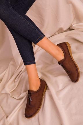 SOHO Taba Kadın Casual Ayakkabı 15707
