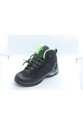 Darkwood Siyah Yeşil Erkek Outoor Ayakkabı Waterprof
