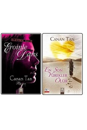 Altın Kitaplar 2-en Son Yürekler Ölür 2-eroinle Dans (cep Boy)-canan Tan Seti
