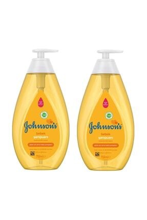 Johnson Bebek Şampuanı 750 Ml X 2 Adet