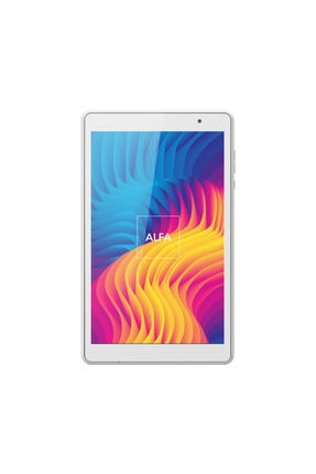 "Hometech Alfa-8sl Quadcore Mt8167 1.3ghz Işlemci 1gb Ram 16gb Wi-fi 8"" Ekran Androıd Gümüş Tablet"