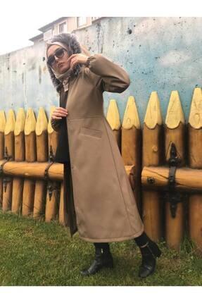 jagga Kadın Kahverengi Uzun Parka