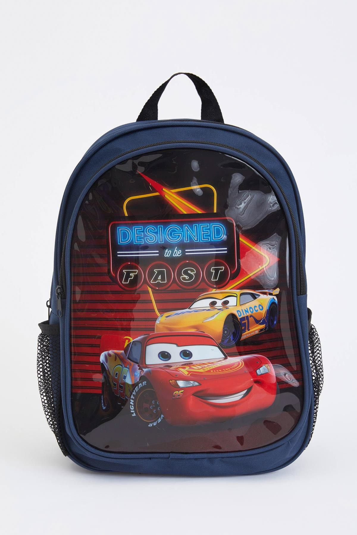 DeFacto Walt Disney Arabalar Lisanslı Sırt Çantası 1